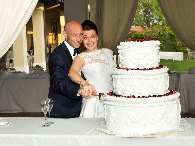 Il matrimonio di Angelo e Giulia a Ghedi, Brescia 70