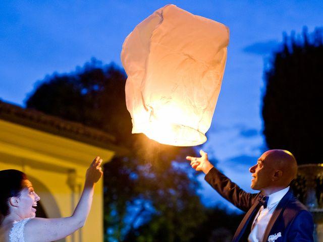 Il matrimonio di Angelo e Giulia a Ghedi, Brescia 74