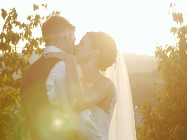 Le nozze di Sandy e Luca