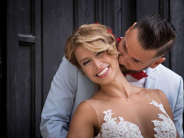 Le nozze di Melissa e Manuele