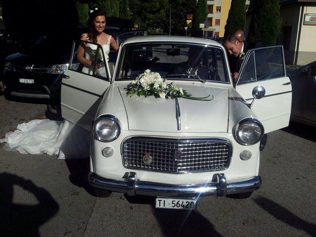 Il matrimonio di Lino e Alessandra a Gornate-Olona, Varese 6