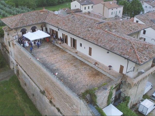 Il matrimonio di Logan e Elena a Cervia, Ravenna 8
