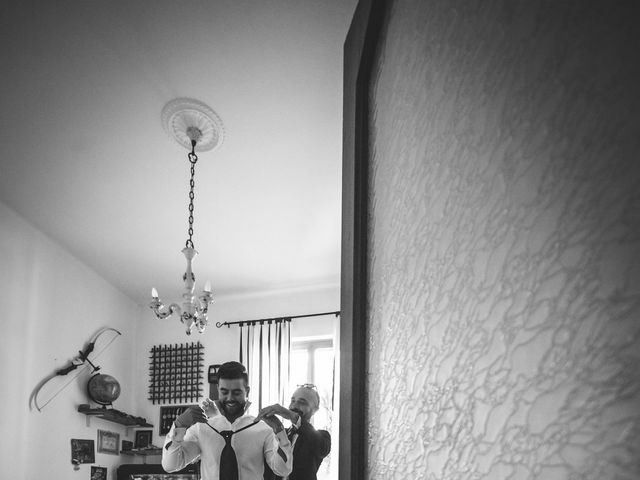 Il matrimonio di Marco e Francesca a Lerici, La Spezia 3