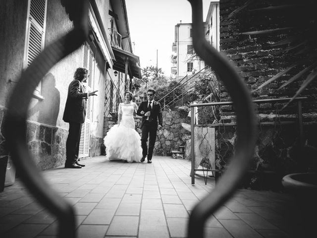 Il matrimonio di Marco e Francesca a Lerici, La Spezia 11