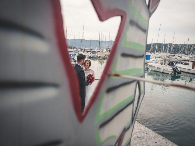 Il matrimonio di Marco e Francesca a Lerici, La Spezia 17