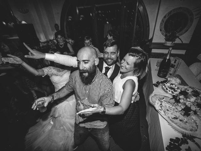 Il matrimonio di Marco e Francesca a Lerici, La Spezia 32