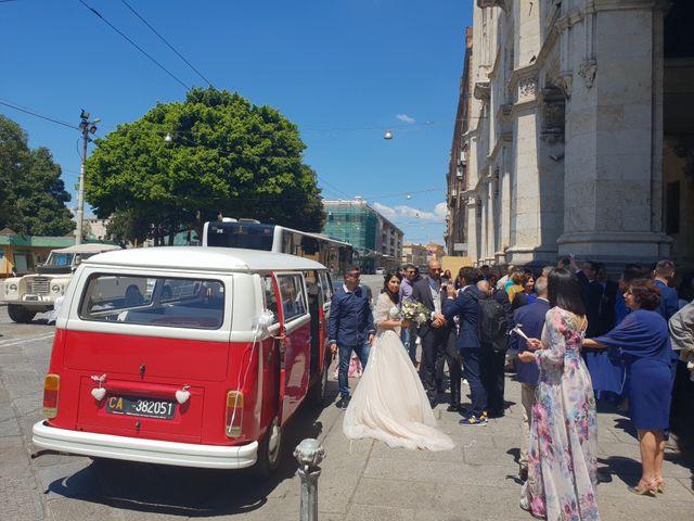 Il matrimonio di Francesca e Michele a Cagliari, Cagliari 1