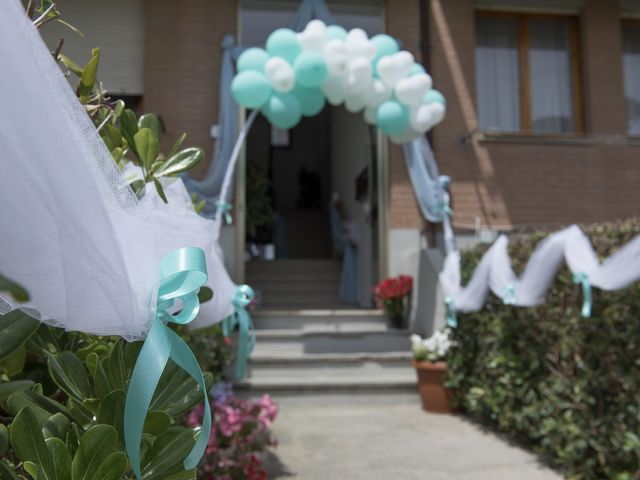 Il matrimonio di Stefano e Cristina a Porto Azzurro, Livorno 3