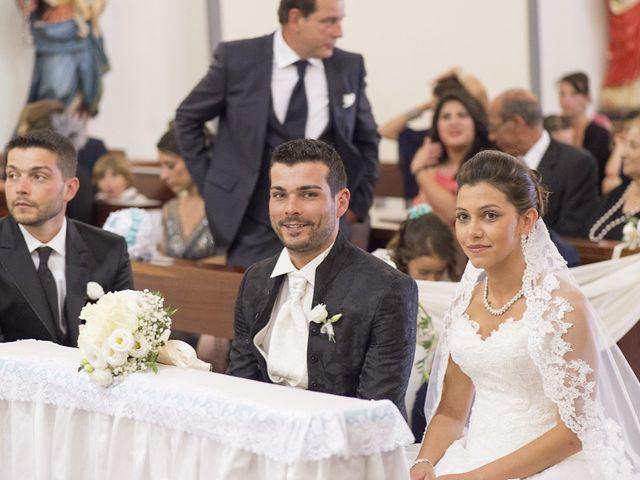 Il matrimonio di Stefano e Cristina a Porto Azzurro, Livorno 35