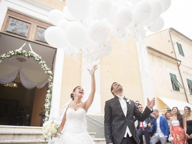 Il matrimonio di Stefano e Cristina a Porto Azzurro, Livorno 40