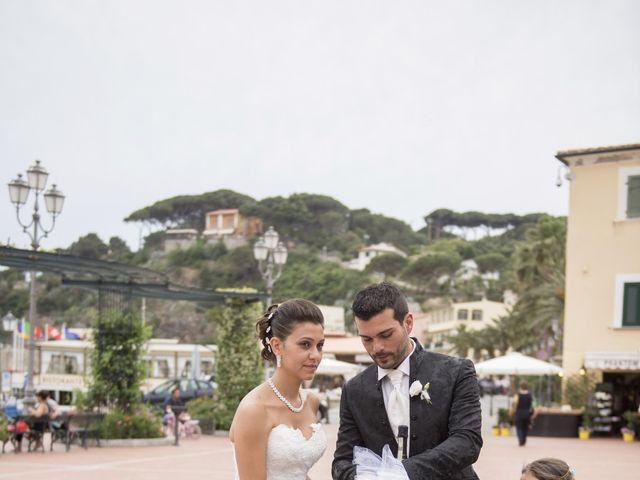 Il matrimonio di Stefano e Cristina a Porto Azzurro, Livorno 42