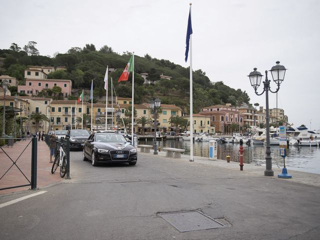 Il matrimonio di Stefano e Cristina a Porto Azzurro, Livorno 45