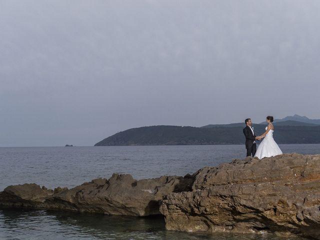 Il matrimonio di Stefano e Cristina a Porto Azzurro, Livorno 1