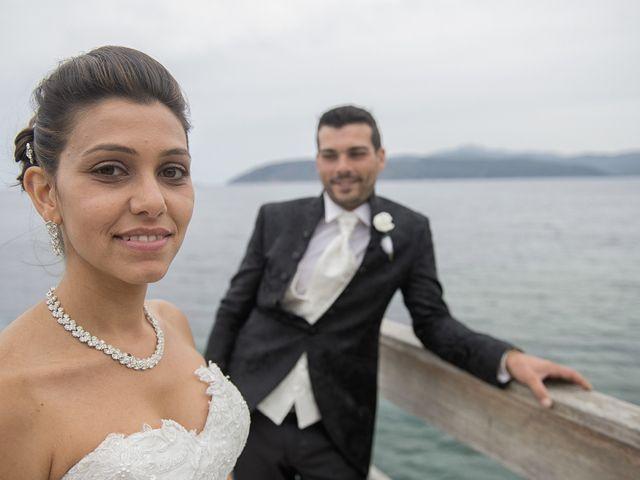 Il matrimonio di Stefano e Cristina a Porto Azzurro, Livorno 51