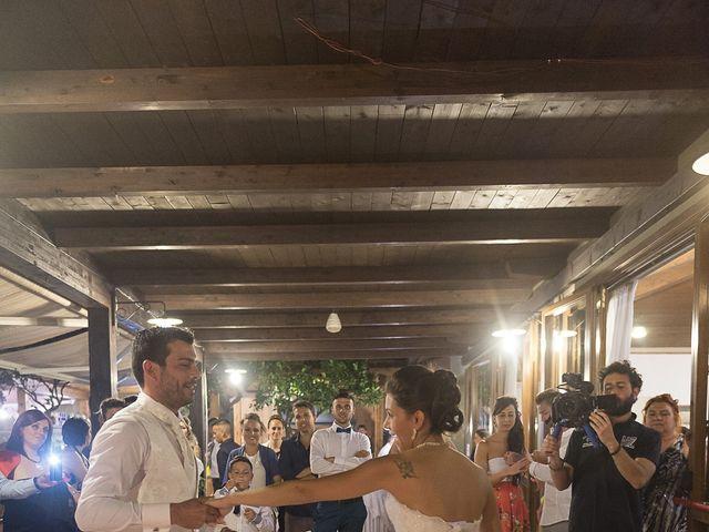 Il matrimonio di Stefano e Cristina a Porto Azzurro, Livorno 74