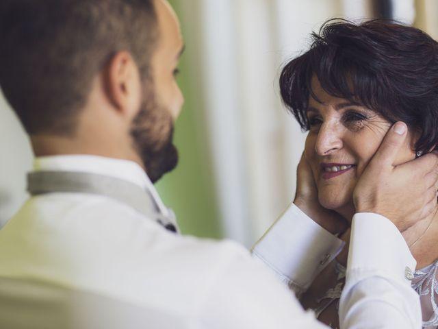 Il matrimonio di Marco e Cristina a Borgo San Lorenzo, Firenze 10