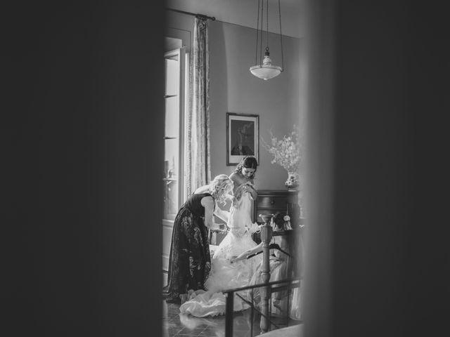 Il matrimonio di Marco e Cristina a Borgo San Lorenzo, Firenze 19