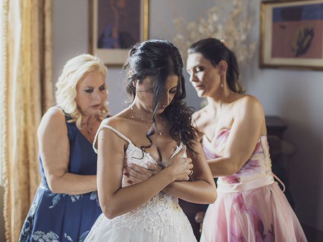 Il matrimonio di Marco e Cristina a Borgo San Lorenzo, Firenze 20