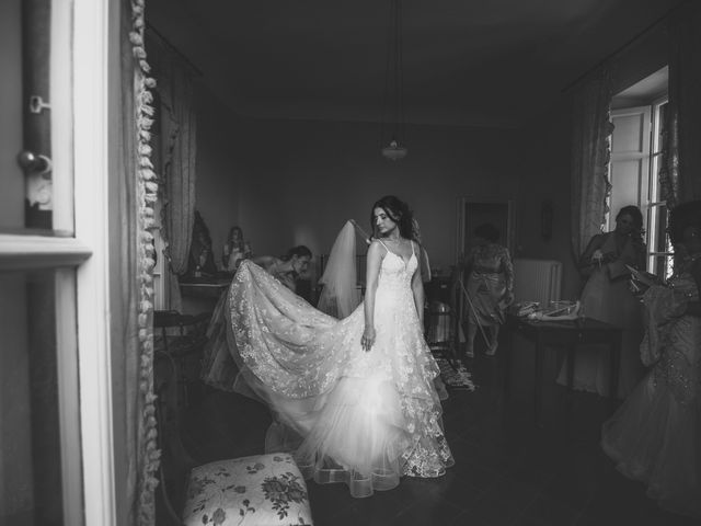 Il matrimonio di Marco e Cristina a Borgo San Lorenzo, Firenze 21