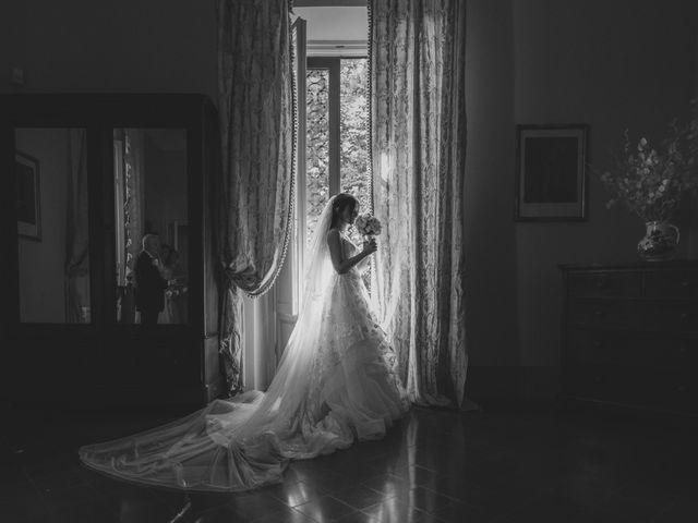 Il matrimonio di Marco e Cristina a Borgo San Lorenzo, Firenze 23
