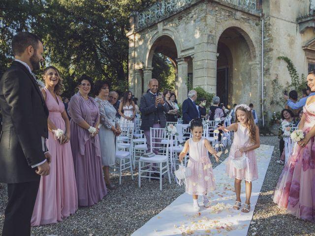 Il matrimonio di Marco e Cristina a Borgo San Lorenzo, Firenze 25