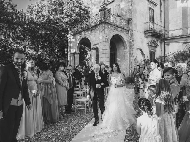 Il matrimonio di Marco e Cristina a Borgo San Lorenzo, Firenze 26
