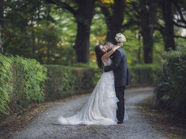 Il matrimonio di Marco e Cristina a Borgo San Lorenzo, Firenze 38