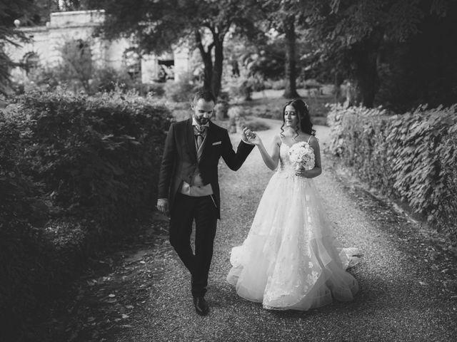 Il matrimonio di Marco e Cristina a Borgo San Lorenzo, Firenze 40