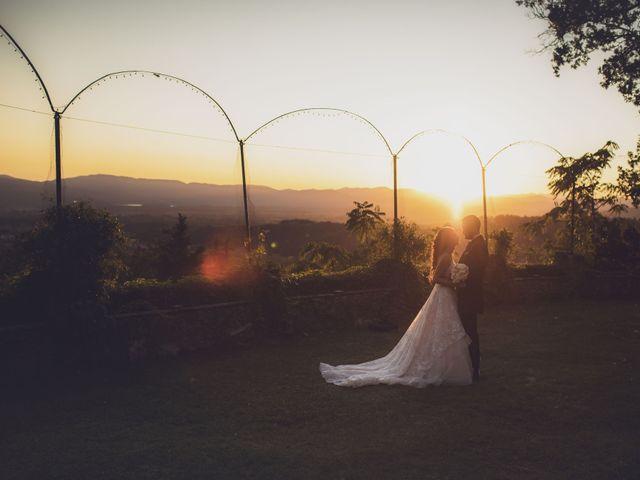 Il matrimonio di Marco e Cristina a Borgo San Lorenzo, Firenze 41