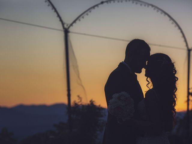 Il matrimonio di Marco e Cristina a Borgo San Lorenzo, Firenze 45