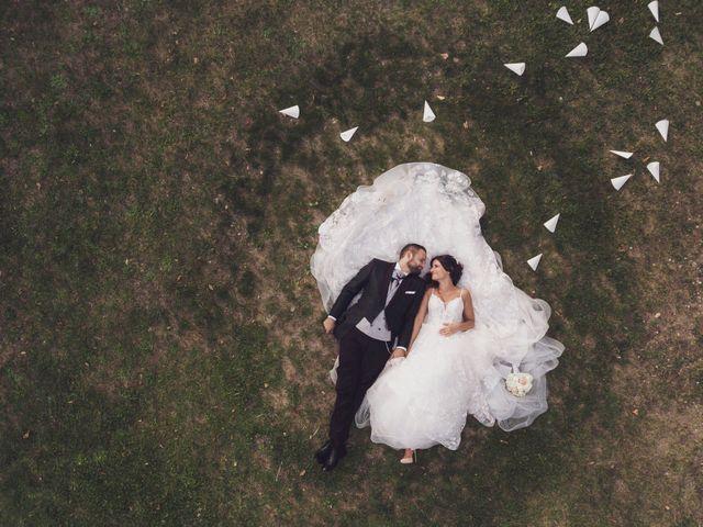 Il matrimonio di Marco e Cristina a Borgo San Lorenzo, Firenze 46