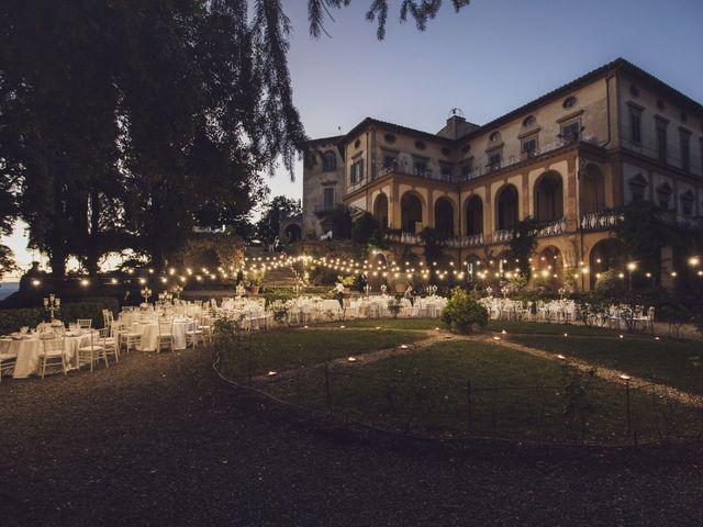 Il matrimonio di Marco e Cristina a Borgo San Lorenzo, Firenze 47
