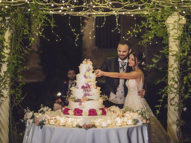 Il matrimonio di Marco e Cristina a Borgo San Lorenzo, Firenze 49