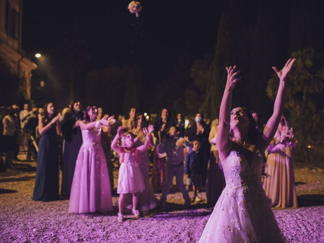 Il matrimonio di Marco e Cristina a Borgo San Lorenzo, Firenze 51