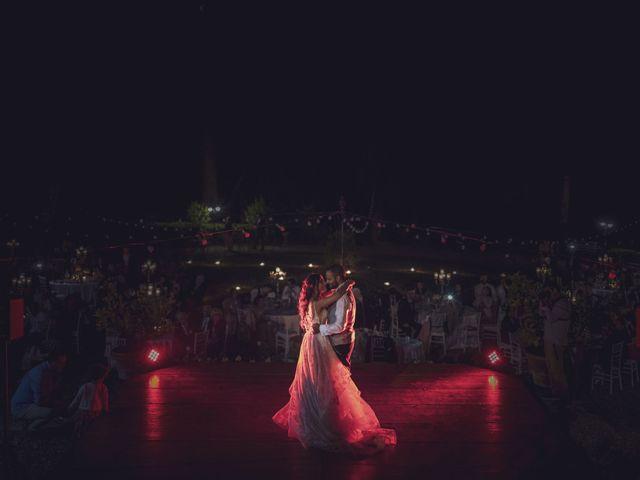 Il matrimonio di Marco e Cristina a Borgo San Lorenzo, Firenze 53