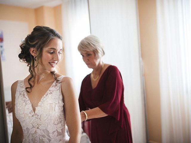 Il matrimonio di Mattia e Laura a Torbole Casaglia, Brescia 9