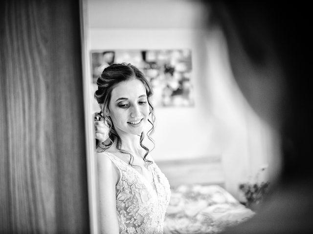 Il matrimonio di Mattia e Laura a Torbole Casaglia, Brescia 10