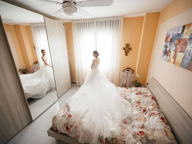 Il matrimonio di Mattia e Laura a Torbole Casaglia, Brescia 15