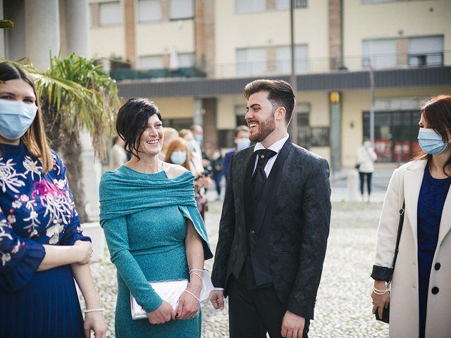 Il matrimonio di Mattia e Laura a Torbole Casaglia, Brescia 19