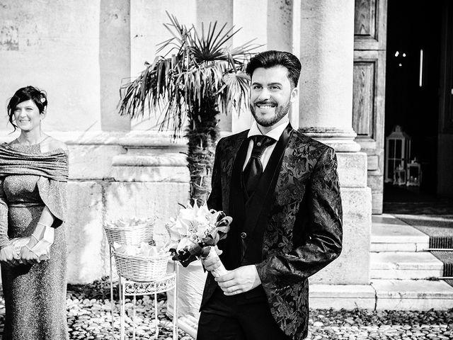 Il matrimonio di Mattia e Laura a Torbole Casaglia, Brescia 20