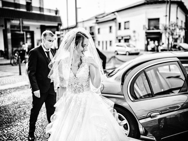 Il matrimonio di Mattia e Laura a Torbole Casaglia, Brescia 22