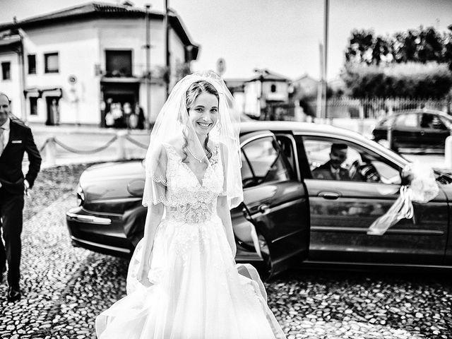 Il matrimonio di Mattia e Laura a Torbole Casaglia, Brescia 23