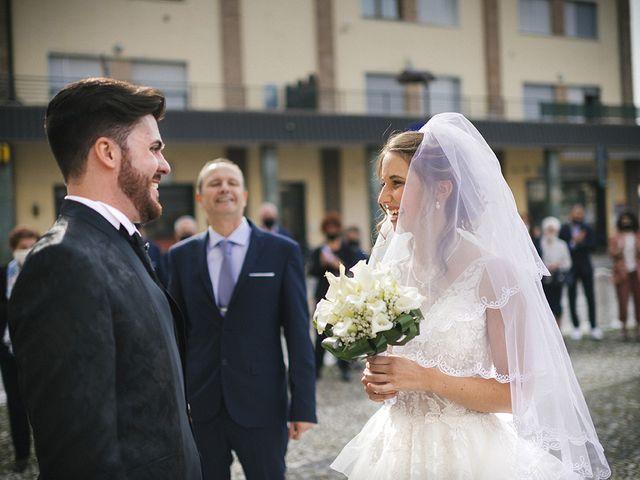 Il matrimonio di Mattia e Laura a Torbole Casaglia, Brescia 25