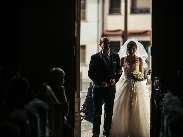 Il matrimonio di Mattia e Laura a Torbole Casaglia, Brescia 29