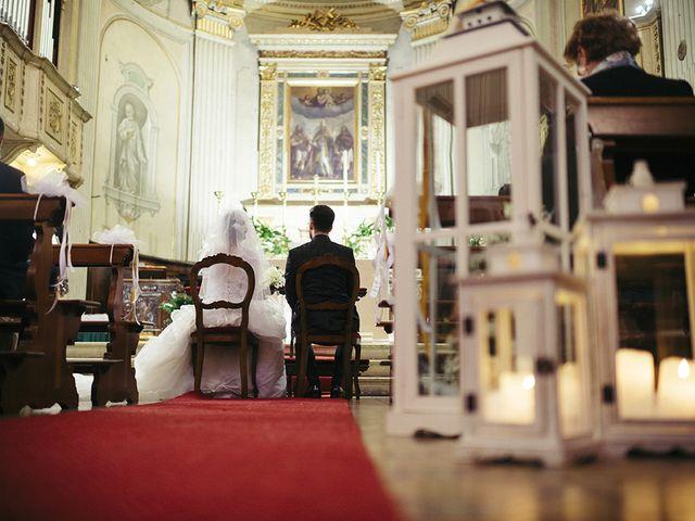 Il matrimonio di Mattia e Laura a Torbole Casaglia, Brescia 33
