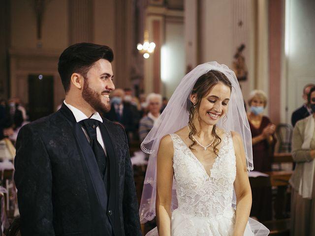 Il matrimonio di Mattia e Laura a Torbole Casaglia, Brescia 35