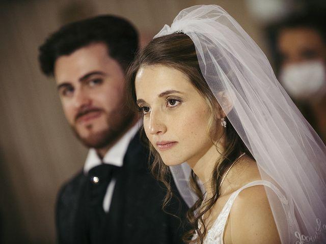 Il matrimonio di Mattia e Laura a Torbole Casaglia, Brescia 36