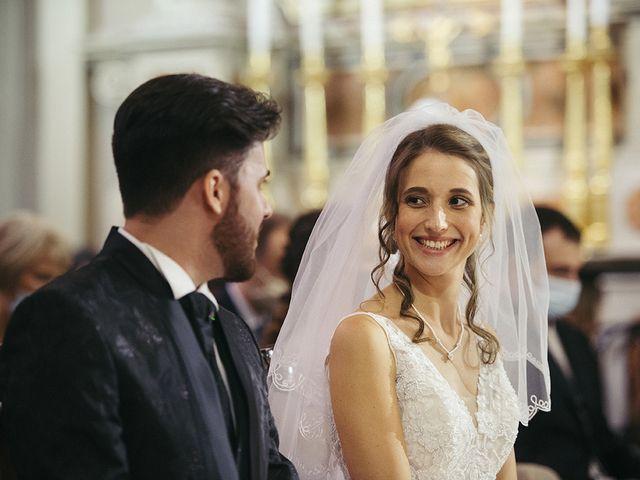 Il matrimonio di Mattia e Laura a Torbole Casaglia, Brescia 37