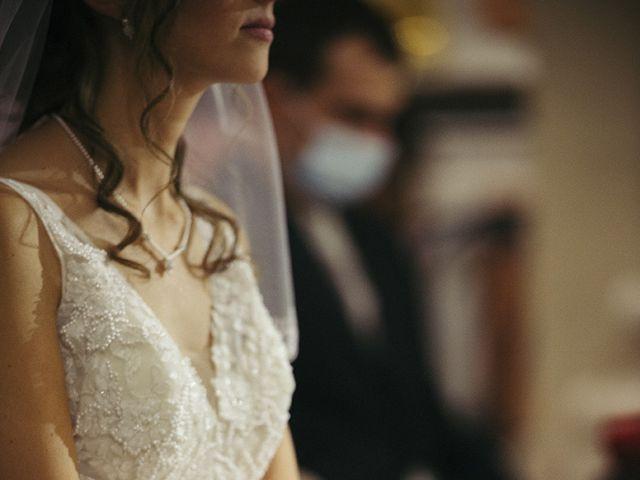 Il matrimonio di Mattia e Laura a Torbole Casaglia, Brescia 38