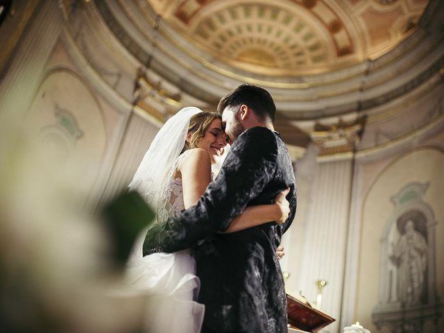 Il matrimonio di Mattia e Laura a Torbole Casaglia, Brescia 2